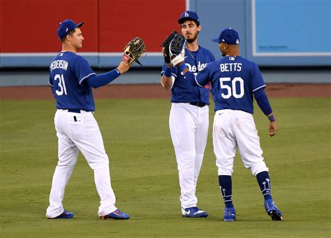 Los Angeles Dodgers roster and schedule for 2020 season
