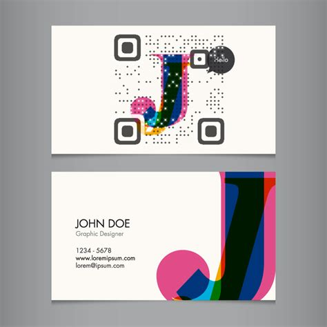 vCard QR Codes - Revolutionizing your Business Card