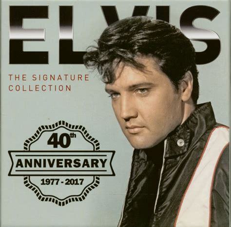 Elvis Presley CD: The Signature Collection (10-CD Box