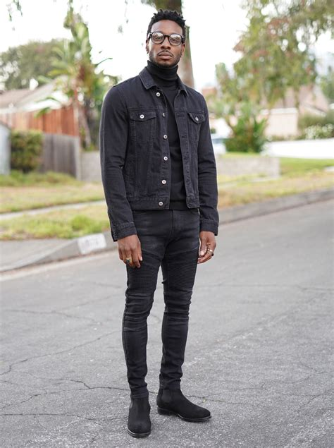 OOTD: ALL BLACK FALL LOOK W/ CHIC STREET STYLE VIBE
