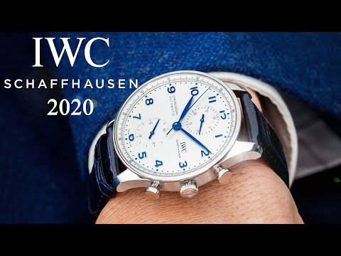 IWC Portuguese 7 Day Automatic 5001 Review - YouTube