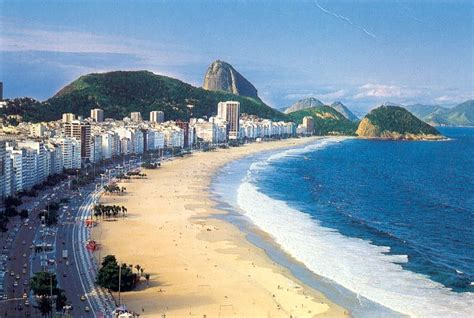 Copacabana Beach – the most beautiful place on the earth