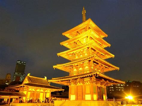Most Beautiful Temple and Shrines In Osaka, Japan | Trip101