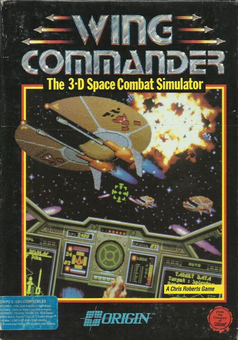 Wing Commander for DOS (1990) - MobyGames