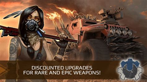 [PC] Discounted upgrades for rare and epic weapons! - News