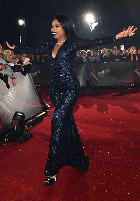 Jennifer Hudson from The Big Picture: Today's Hot Photos