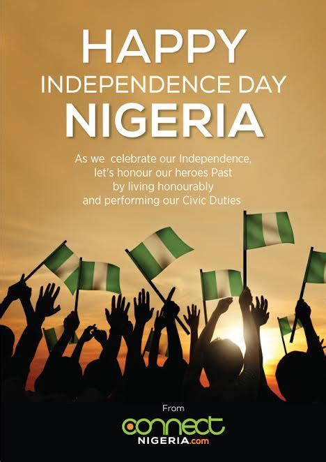 Nigeria @56: Happy Independence Day, Nigeria! • Connect
