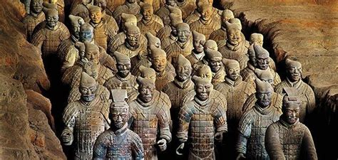 Incredibly Unique 3D Printed Digital Terracotta Army to