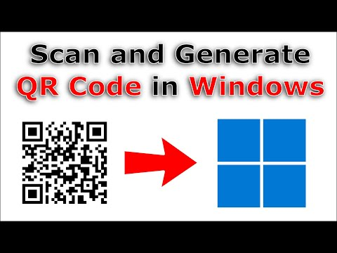 QR Code Scanner for Windows 10 - Free download and