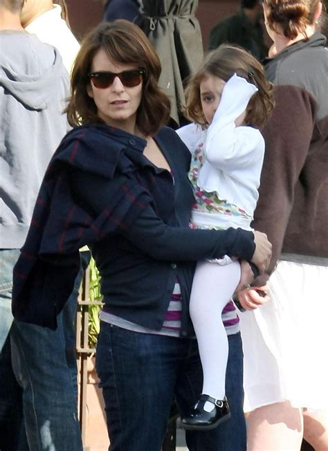 Alice Richmond in Tina Fey And Family Out At The Movies