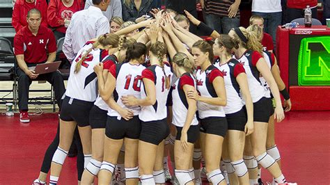 Volleyball: Huskers Outlast #19 Michigan - Corn Nation