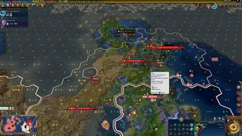 """Just """"finished"""" my first CIV 6 game"""