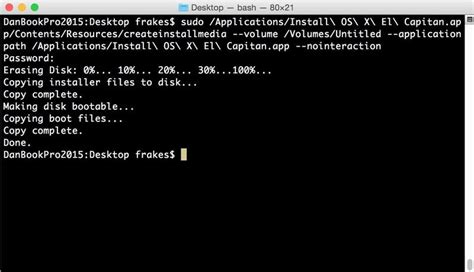 How to create a Mac recovery partition in every version of