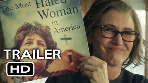 The Most Hated Woman in America Trailer #1 (2017) Madalyn