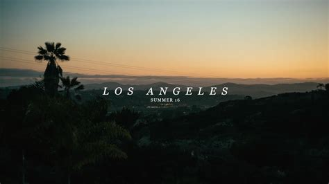 SUMMER IN LOS ANGELES - YouTube