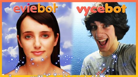 DONT TICKLE ME! - Eviebot - YouTube