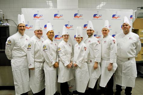 American Culinary Federation selects pastry chefs for ACF