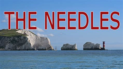 Sailing to The Needles - Cowes - Yarmouth (Isle of Wight