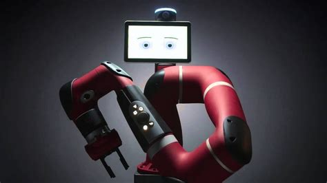 Sawyer - The Smart, Collaborative Robot from Rethink