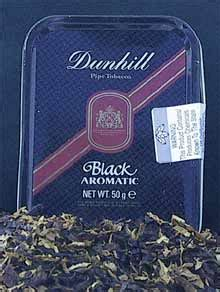 Dunhill - Black Aromatic - Tobacco Reviews