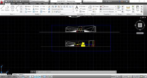 Solved: Layout view dispays in Black & White - Autodesk