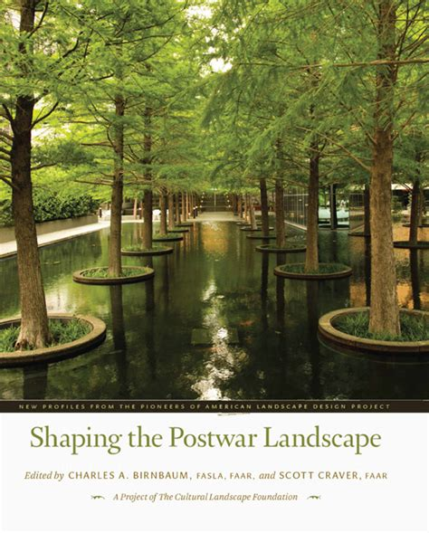 Shaping the Postwar Landscape: New Profiles from the