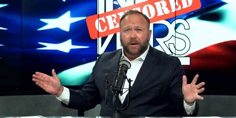Spotify Removes 'Specific Episodes' of The Alex Jones Show