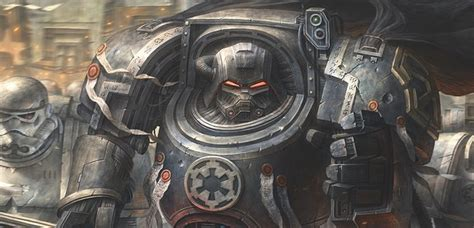 What if Vader Was a Primarch? Pic of the Day - Spikey Bits