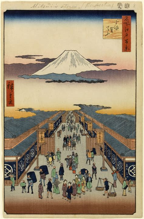 One Hundred Famous Views of Edo - Wikiwand