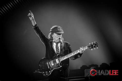 AC/DC Live Concert Photograph Taken By Chad Lee - Chad