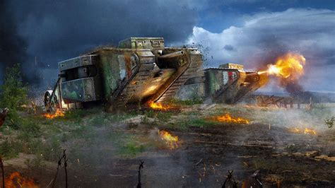 Why World of Tanks Is Wildly Popular and No One Seems to