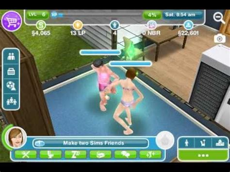 Sims freeplay - Scl