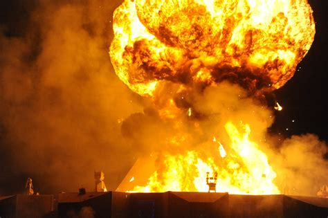Free stock photo of explosion