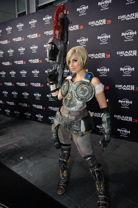 Gears of War SDCC - MLW Games
