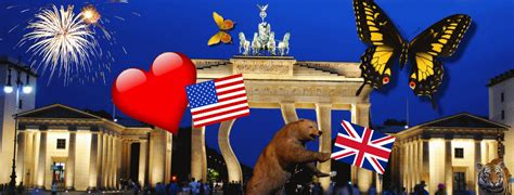 Events for english speakers in Berlin (and some elsewhere