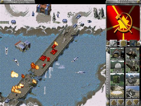 Download Command & Conquer: Red Alert | DOS Games Archive