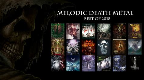 MELODIC DEATH METAL - BEST OF 2018 - YouTube