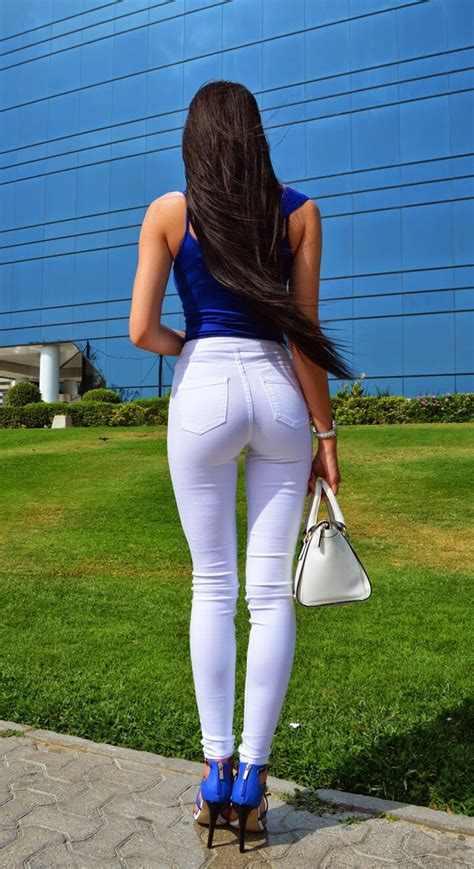 Fashion Is Having Your Jeans So Tight They Might As Well