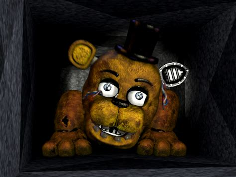 Five Night's At Freddy's   Wellington (The OTHER Walking