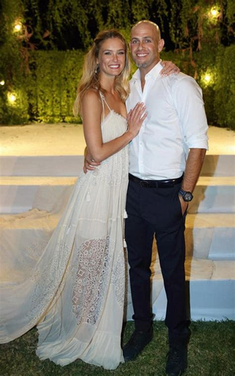 Bar Refaeli is now married to Adi Ezra but before that she