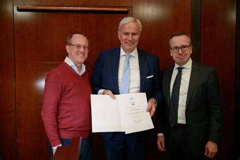 Andreas Biagosch appointed honorary professor - Technical