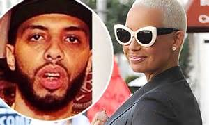 Amber Rose 'dating French Montana's brother Zack' | Daily