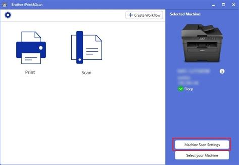 Configure the Scan to Buttons using Brother iPrint&Scan