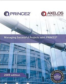 Managing Successful Projects with PRINCE2 (Ed