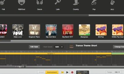 Chrome App To Create Your Own Music: UJAM