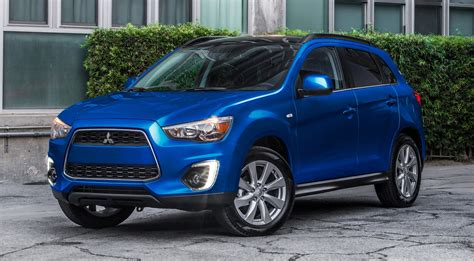 2015 Mitsubishi Outlander Sport Revamped with Cool LED