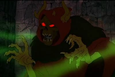 AuthorQuest: Analyzing the Disney Villains: The Horned