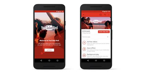 YouTube Red, A $9