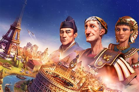 Civilization 6 coming to Nintendo Switch - Polygon