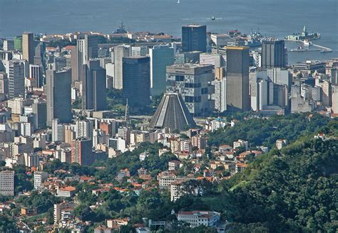 Centro - Downtown Rio - Favorite Hotels and Flats
